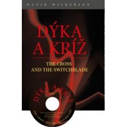Kniha Dýka a kríž + DVD