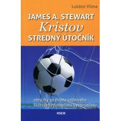 James A. Stewart - Kristov stredný útočník